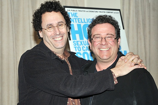 Intelligent Homosexual's Guide Meet and Greet – Tony Kushner – Michael Greif