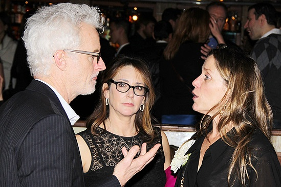 Good People Opening Night – John Slattery – Talia Balsam – Frances McDormand