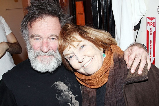 Stiller Bengal – Robin Williams – Anne Meara