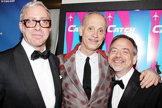Catch Me If You Can Opening Night – Scott Wittman – John Waters – Marc Shaiman