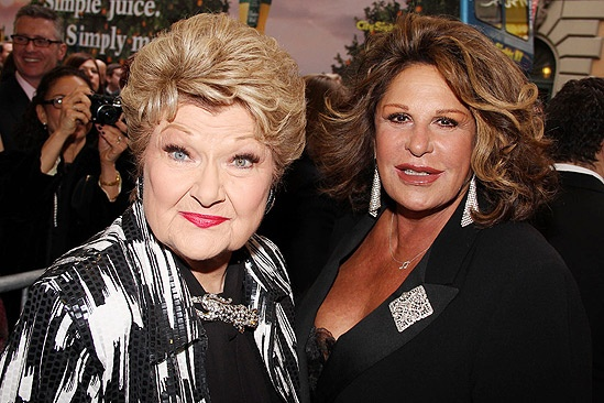 Catch Me If You Can Opening Night – Marilyn Maye – Lainie Kazan