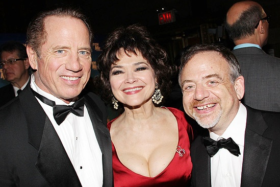 Catch Me If You Can Opening Night – Tom Wopat – Linda Hart – Marc Shaiman