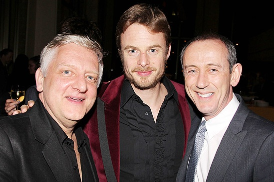War Horse Opening Night  Simon Russell Beale  Christopher Wheeldon  Nicholas Hytner