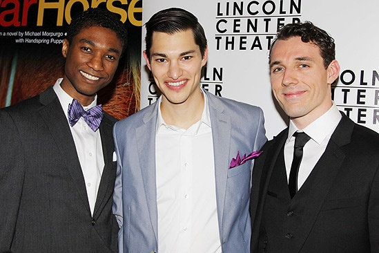 War Horse Opening Night – Jude Sandy – Zach Villa – Alex Hoeffler