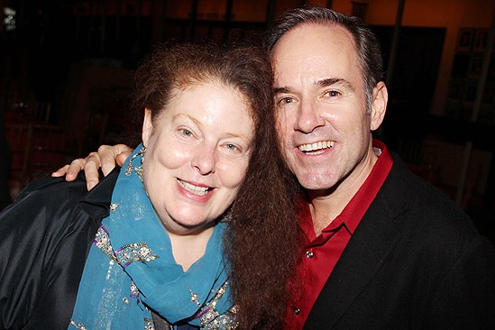 War Horse Opening Night – Stephen Flaherty – Sarah Waxse
