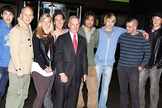 Glee NYC – cast 2