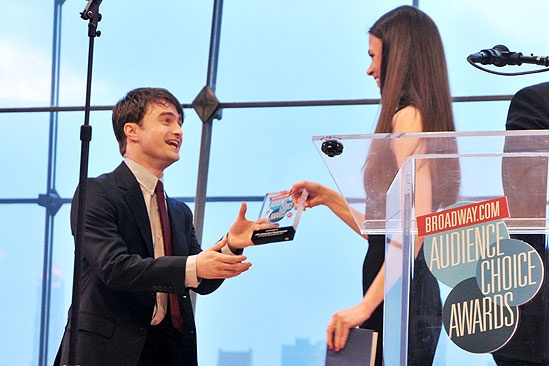 2011 Audience Choice Awards Ceremony – Daniel Radcliffe – Sutton Foster