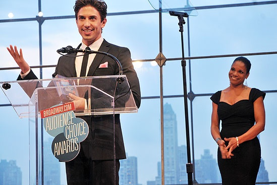 2011 Audience Choice Awards Ceremony – Nick Adams – Audra McDonald