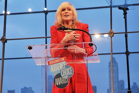 2011 Audience Choice Awards Ceremony – Judith Light