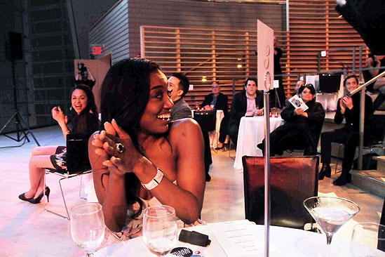 2011 Audience Choice Awards Ceremony – Patina Miller