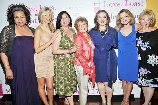 Love Loss July – Aisha de Haas – Marla Maples – Karen Carpenter – Anita Gillette – Zuzanna Szadkowski – Alison Fraser – Daryl Roth