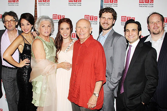 Master Class Opening Night – Stephen Wadsworth – Alexandra Silber – Sierra Boggess – Terrence McNally – Tyne Daly – Clinton Brandenhagen – Jeremy Cohen – Garrett Sorenson