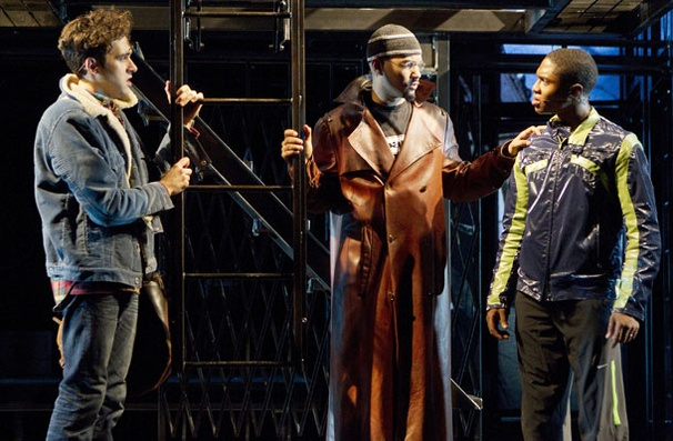 Show Photos - Rent - Adam Chanler-Berat - Nicholas Christopher - Ephraim Sykes