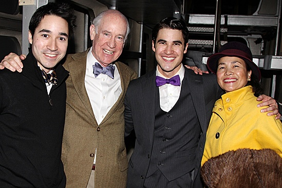 How to Succeed – Darren Criss Final – Chuck Criss – Charles Criss – Darren Criss – Cerina Criss