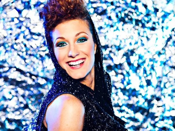 Gotta Dance! Allyson Carr of <I>Mamma Mia!</I> - 6
