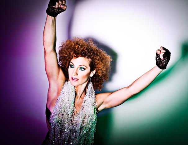 Gotta Dance! Allyson Carr of <I>Mamma Mia!</I> - 3