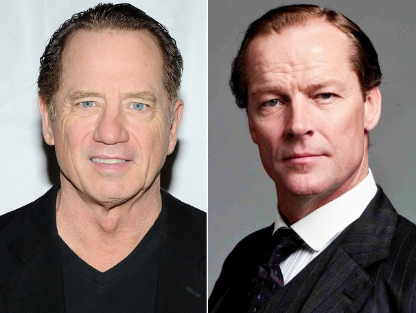 Downton Abbey Casting - Tom Wopat