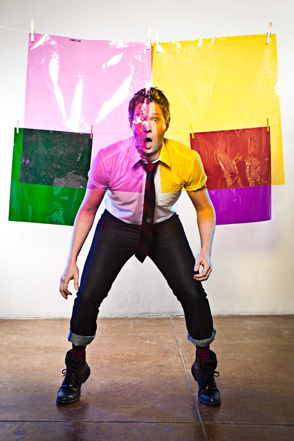 Gotta Dance! Justin Bohon of &lt;I&gt;The Book of Mormon&lt;/I&gt; - 3