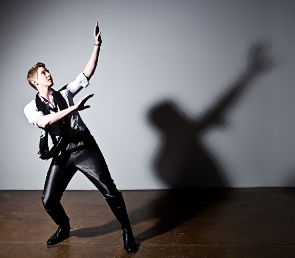 Gotta Dance! Justin Bohon of &lt;I&gt;The Book of Mormon&lt;/I&gt; - 1