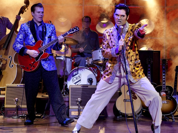 Million Dollar Quartet - Lee Ferris and Cody Slaughter