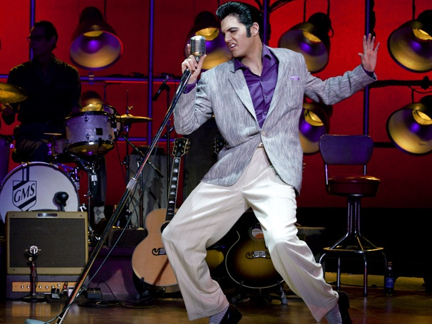 Million Dollar Quartet - Cody Slaughter