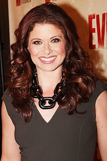Evita  Opening  Debra Messing