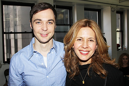 Harvey – Meet and Greet – Jim Parsons – Jessica Hecht
