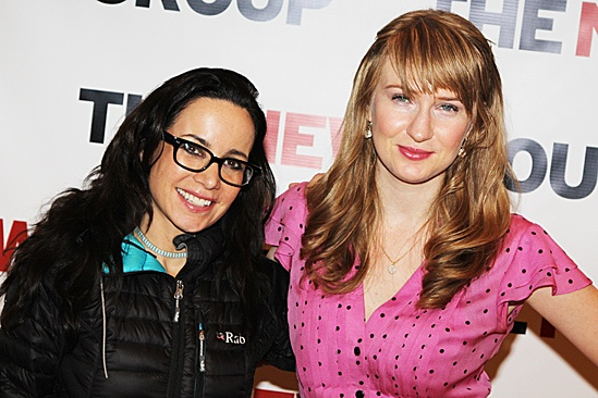 2012 New Group Benefit – Women Behind Bars Reading – Janeane Garofalo – Halley Feiffer