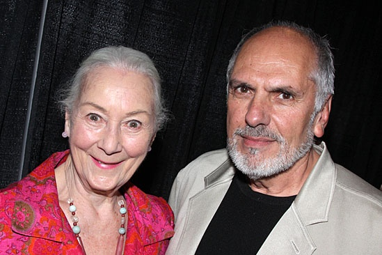 Drama League Awards 2012 – Bonus Photos – Rosemary Harris – Michael Cristofer