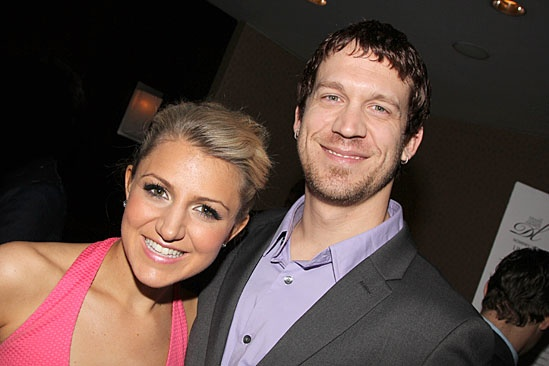 Drama League Awards 2012 – Bonus Photos – Annaleigh Ashford – Russell Harvard