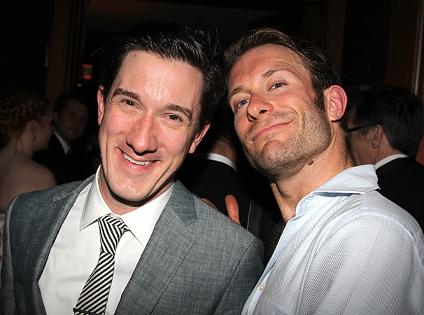 2012 Tony Awards – O&M After Party – Carson Elrod – Colin Cunliffe