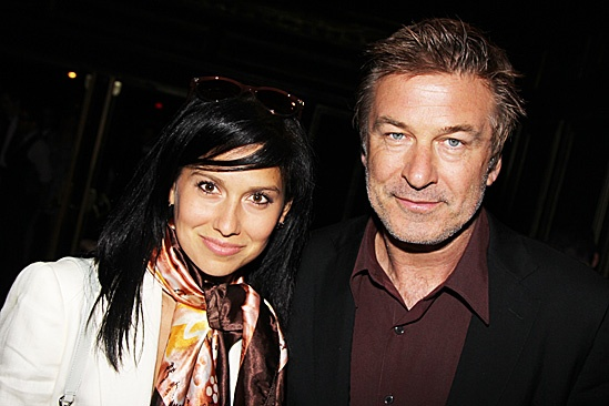 Harvey - Opening Night  Hilaria Thomas  Alec Baldwin