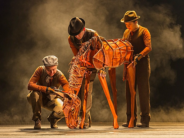 Show Photos - War Horse - tour