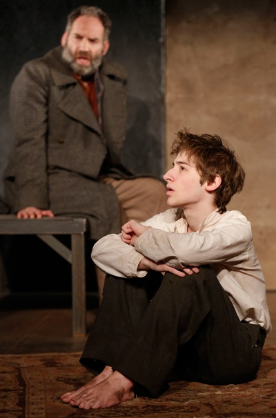 Show Photos - The Twenty-Seventh Man - Daniel Oreskes and Noah Robbins