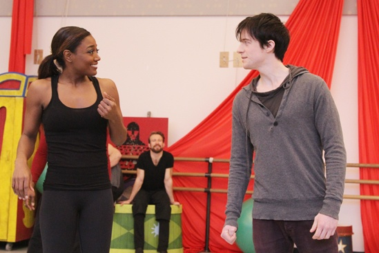 Pippin – Meet and Greet – Patina Miller – Matthew James Thomas