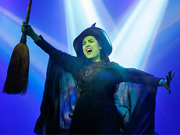Show Photos - Wicked - tour 1 - Alison Luff