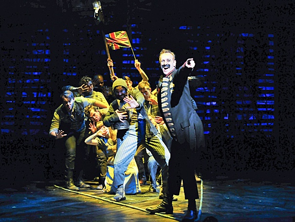 Peter And The Starcatcher Tour