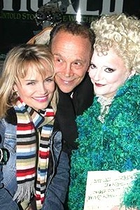 Wicked Herald Square Event - Kristin Chenoweth - Joel Grey - Carole Shelley