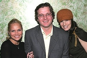 Kristin &amp; Idina at Winterfest - Kristin Chenoweth - Jesse McKinley - Idina Menzel