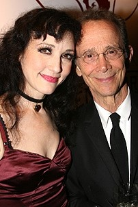 Photo Op - Chicago 10th Anniversary - party - Bebe Neuwirth - Joel Grey
