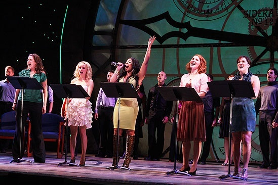 Wicked 5th Anniversary Benefit Concert  Stephanie J. Block  Jennifer Laura Thompson  Ashanti  Kate Reinders  Shoshana Bean