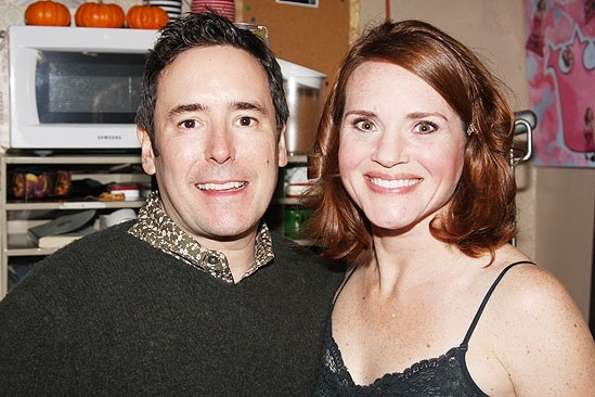 Wicked 5th Anniversary Benefit Concert – Matt Lenz – Jennifer Laura Thompson