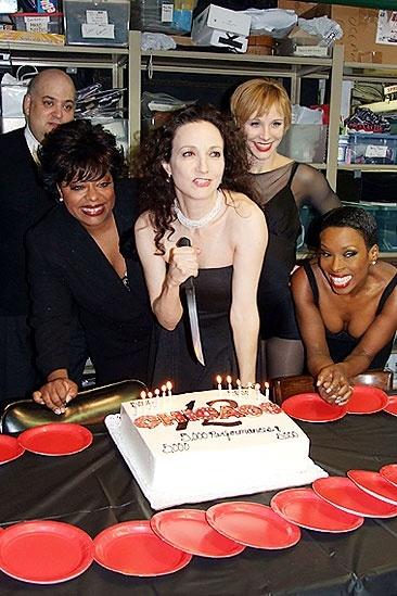 Chicago 12th Anniversary – LaVon Fisher-Wilson – Bebe Neuwirth – Brenda Braxton