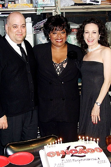 Chicago 12th Anniversary – Raymond Bokhour – Lavon Fisher-Wilson – Bebe Neuwirth