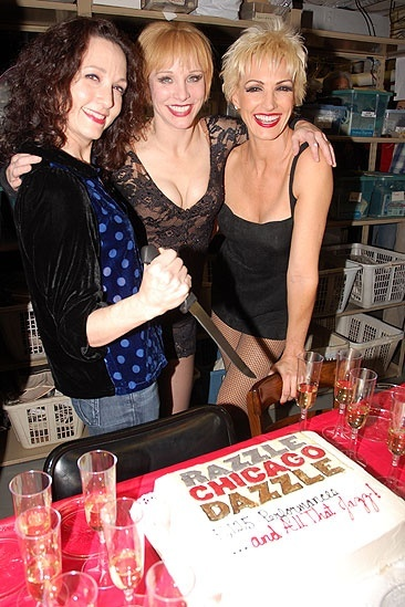 Chicago Seventh Longest Show on Broadway – Amra-Faye Wright – Charlotte d'Amboise – Bebe Neuwirth