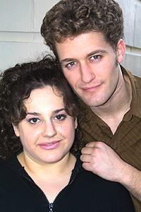 Matthew Morrison Hairspray