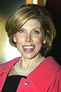 Chicago Movie Premiere - Christine Baranski