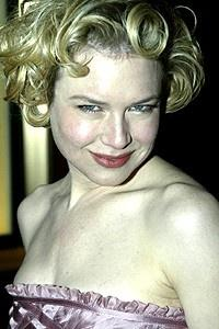 Chicago Movie Premiere - Renee Zellweger