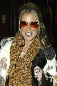Chicago Movie Premiere - Anastacia