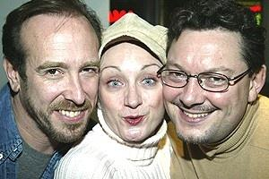 Kevin Richardson Chicago Party - Michael Kubala - Caroline O'Connor - Barry